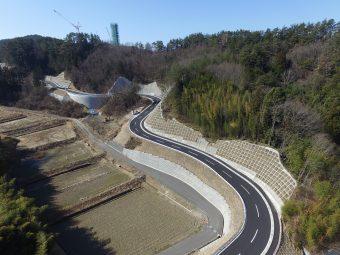 平成28年度 社会資本整備総合交付金事業道路改良工事