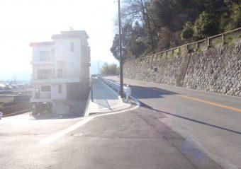 平成28年度市街地整備事業歩道整備工事