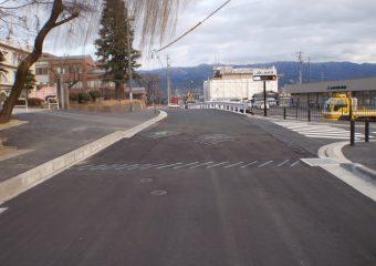 平成29年度公民館等耐震化整備事業 上郷公民館建設に伴う道路改良工事